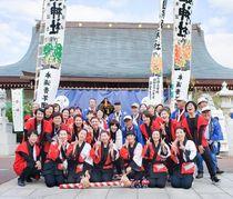 仁保姫神社の秋祭り