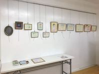 フローレ館でヒーリングアート展開催